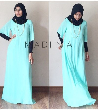 NEW ABAYA CHIFFON SUBLIMA (all colors)/ last chance