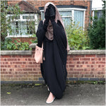 THE ABAYA SAHARA BLACK
