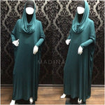HIJABAYA FOREST GREEN ( last chance )