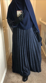 NEW ABAYA PLEATED LANA WINTER (all colours )
