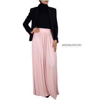 MAXI SKIRT JERSEY ABA (ALL colors)