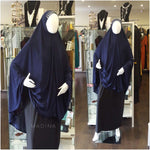 MAXI CAPE  SALAT decorated (all colours)
