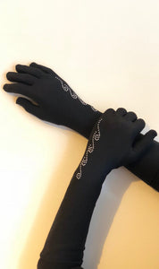 NEW SWIRL MAXI GLOVES