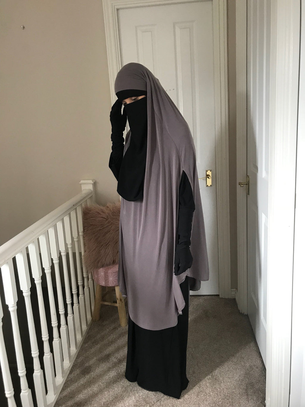 KHIMAR TOP CAPE ZAYNAB COMFORT(all colours )