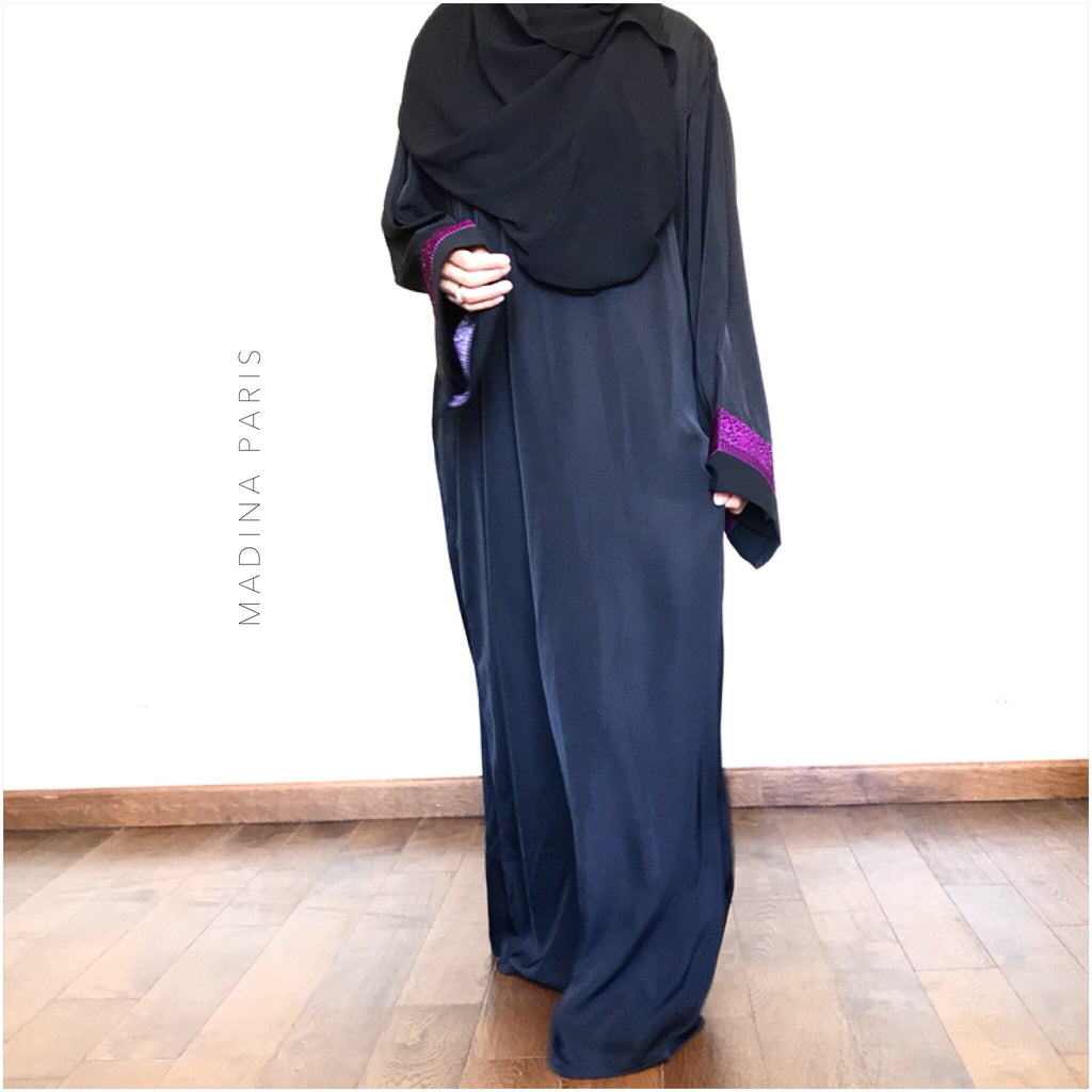 NEW ABAYA NIDHA EMIRAH 2 (all colors)