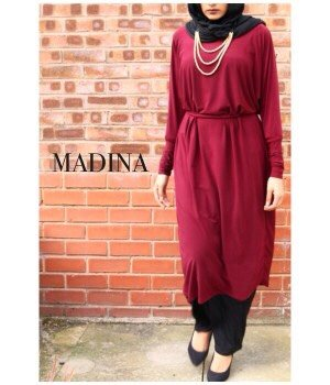 MAXI TOP URBAN CHIC
