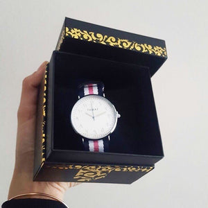 ARABIC NUMBERS WATCH