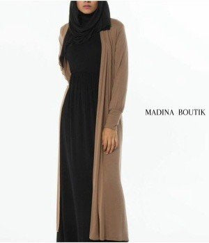 MAXI CARDIGAN  FAHIMA (all colors) LAST CHANCE