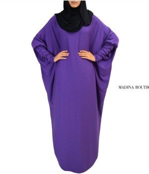 ABAYA MADINA BUTTERFLY  (ALL colors)