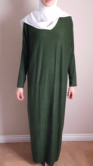 NEW URBAN CHIC KNIT ABAYA
