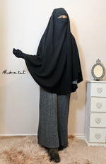 Winter Set AYDA Maxi Cardigan + Dress Grey