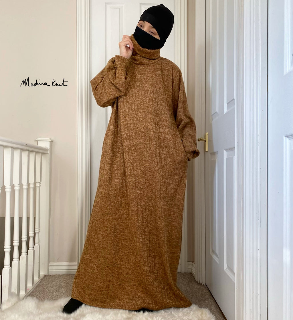 NEW ABAYA TURTLE NECK (all colours )