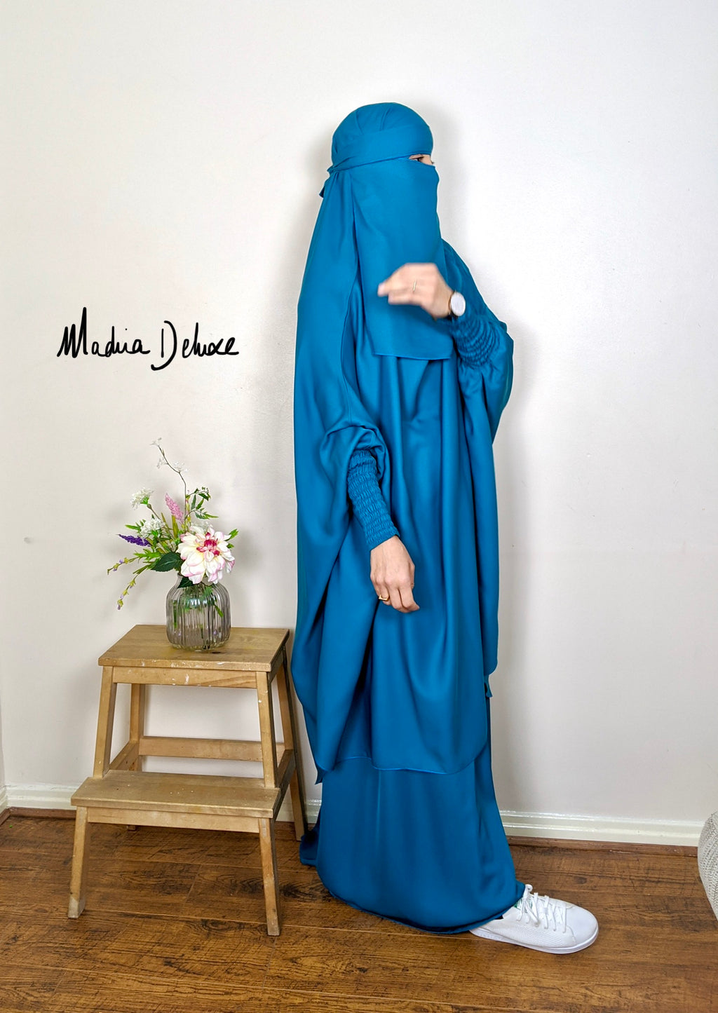 NEW ! JILBAB DELUXE MAKKAH DIAMOND  (+ niqab included )