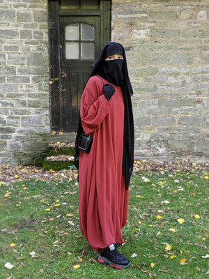 THE ABAYA SAHARA RED EARTH (new shade )