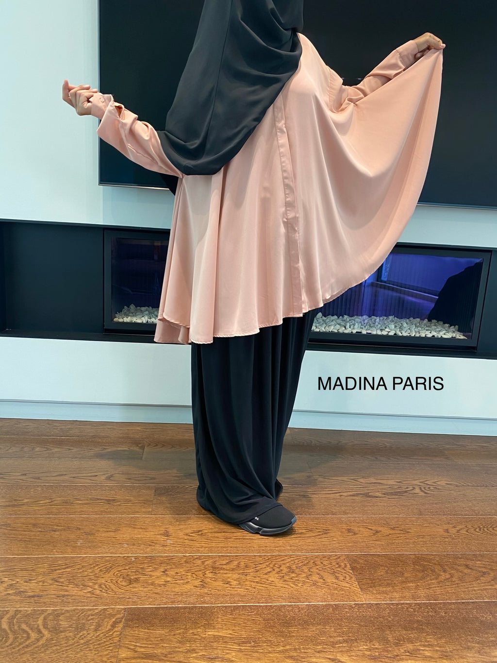 MAXI TOP UMBRELLA DELUXE Pink