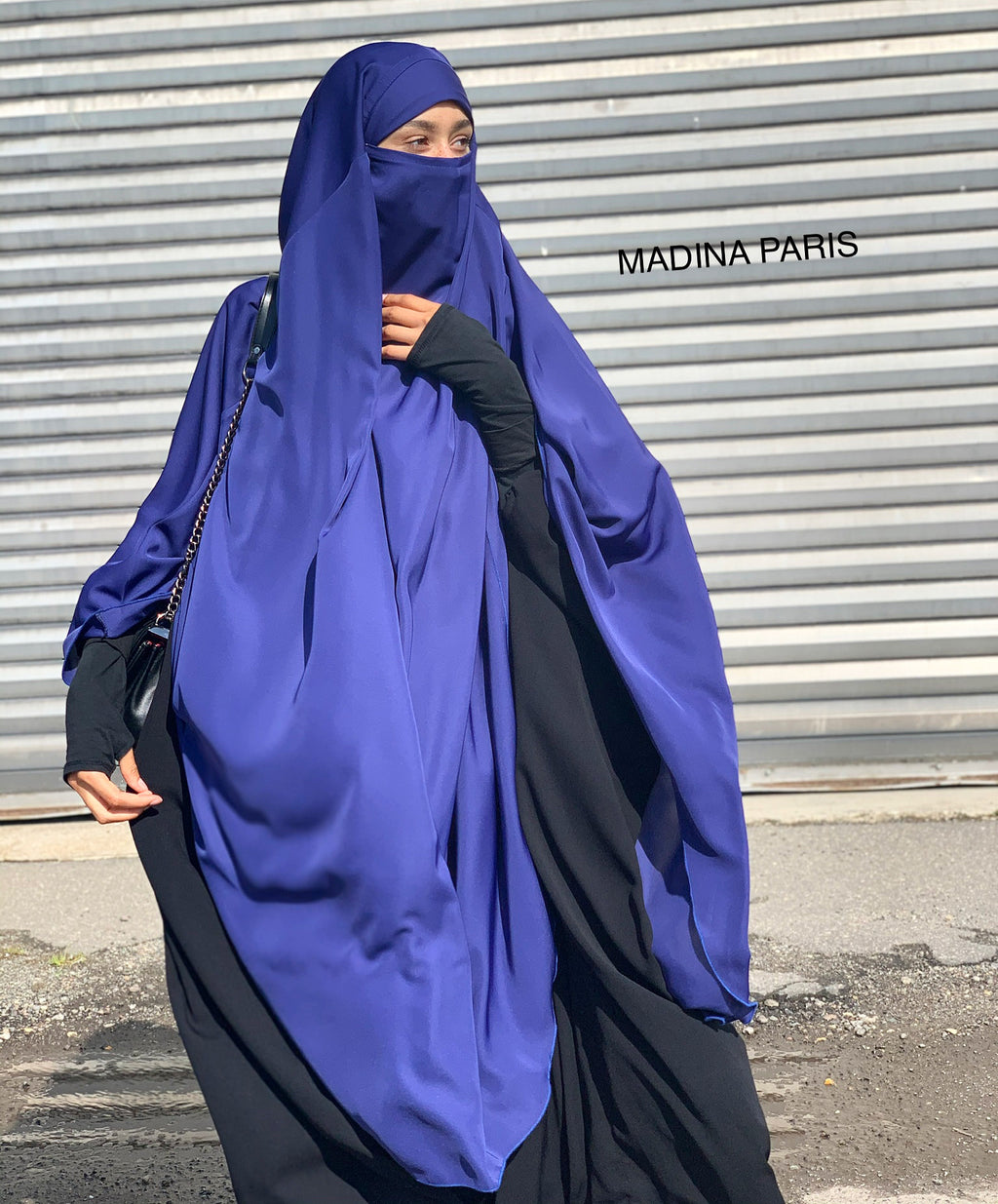 NEW MAXI CAPE ASSIA DELUXE INDIGO