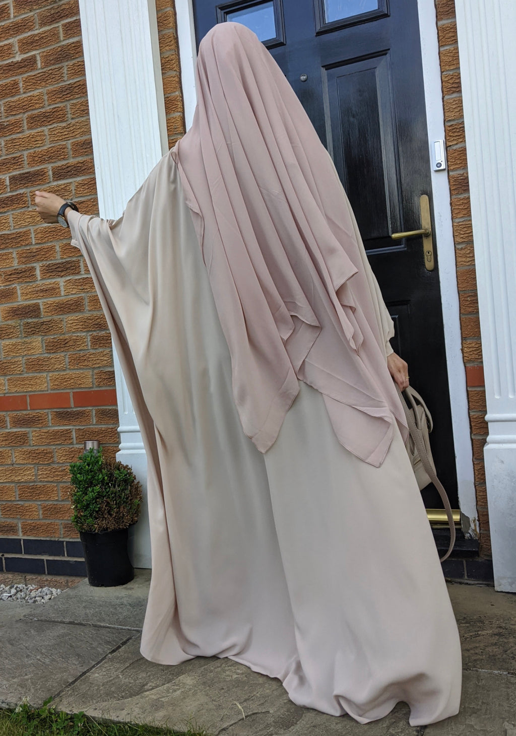 THE FARASHA CO ABAYA PREMIUM Beige