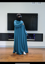 THE ABAYA SIMPLICITY Teal