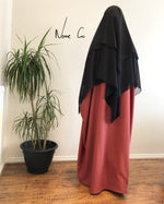 THE PAPILLON ABAYA NOOR DELUXE Tan /Size 3
