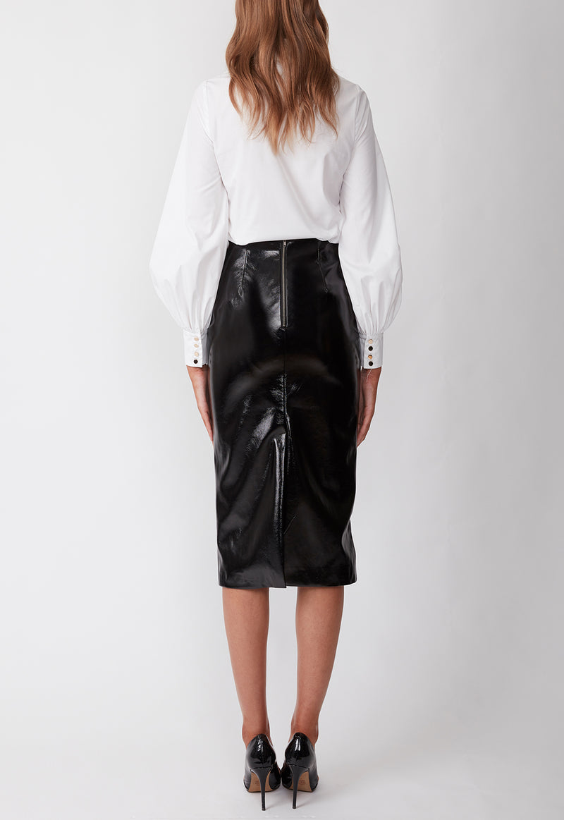 BALDWIN SKIRT BLACK