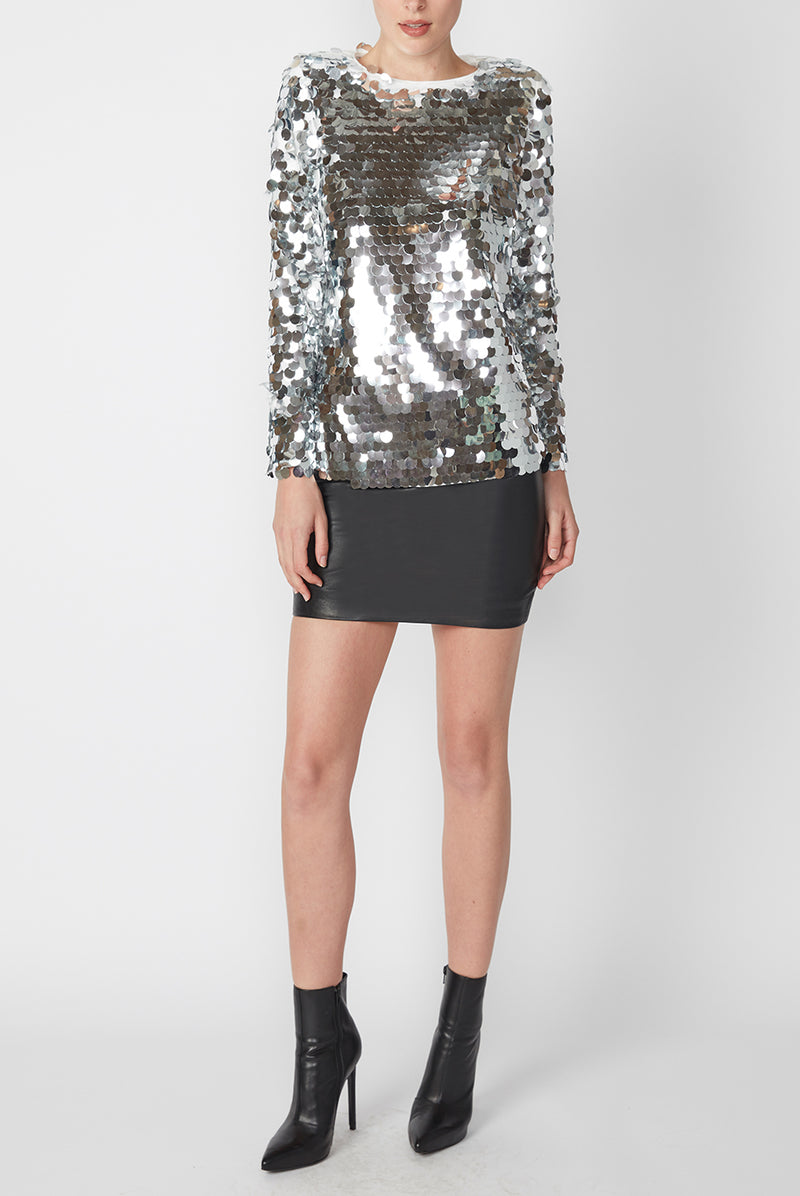 DISCO LIGHTS BLOUSE