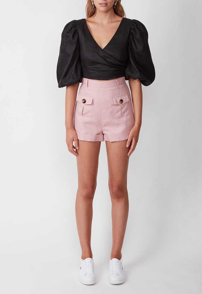 EXPEDITION SHORT PINK