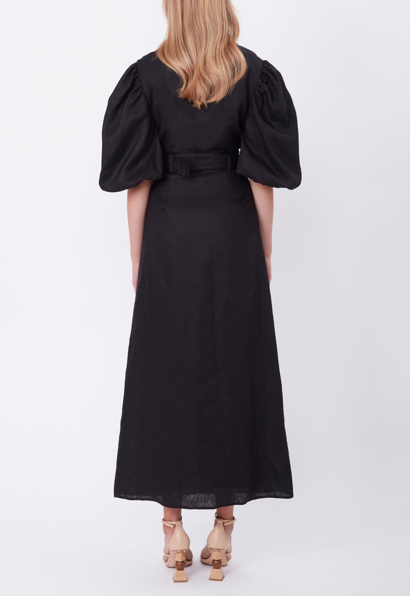 EXPLORER DRESS BLACK