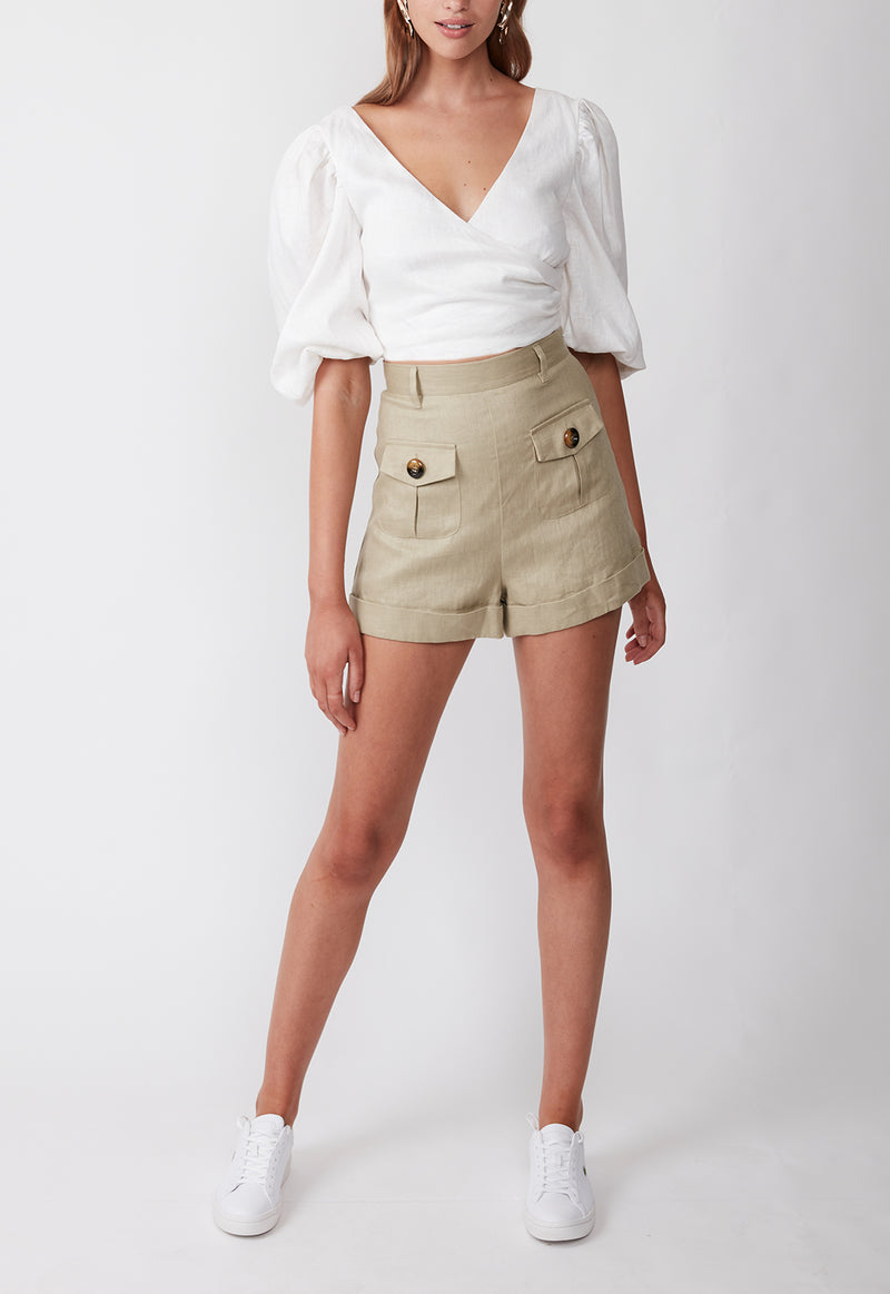 EXPEDITION SHORT KHAKI