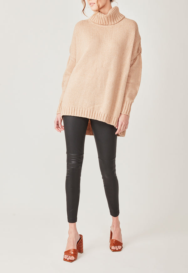 LOUNGE KNIT CAMEL