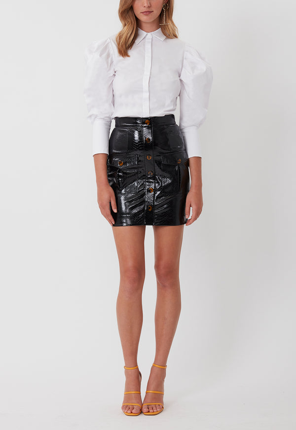 ONLY IN PARIS MINI SKIRT