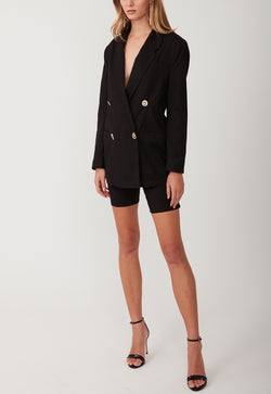 OVERSIZED BLAZER DRESS