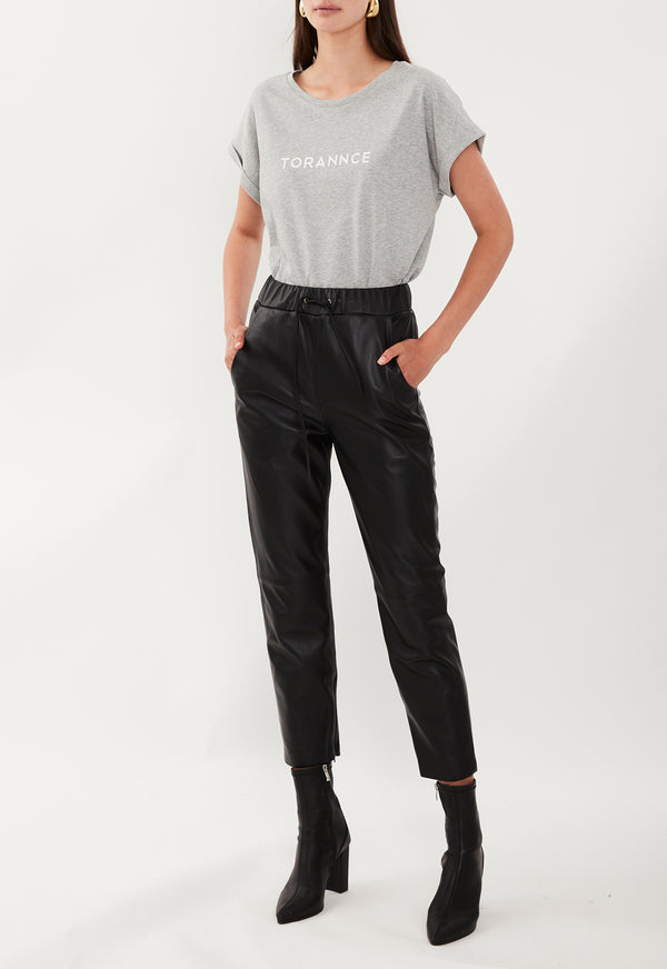 RANCHO RELAXO LEATHER PANT