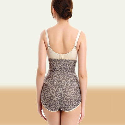 Corrective Underwear Tummy Control Panties High Waist Body Shaper Plus Size Corset Slimming Belt Hot Pants Butt Lifter Shapewear