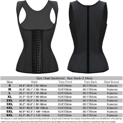 Wholesale Women Body Shaper Bustiers Corsets LATEX Rubber Waist Trainer Cincher Underbust corselet Shapewear Top Slimming Harnes