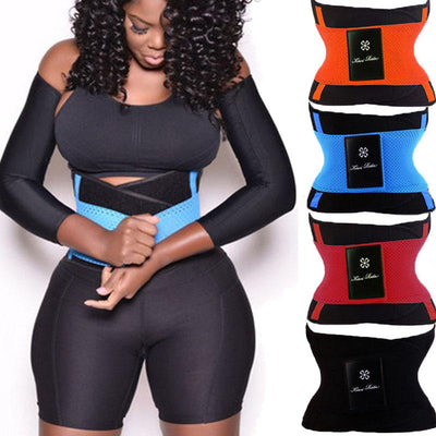 Waist Trainer Women Body Shaper Faja Slimming Belt  Shapewear Tummy Control Fajas Waist Shaper Girdle Xtreme Power Belt