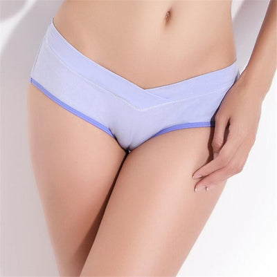 The Front Buckle Cotton Maternity Nursing Bra Breast Feeding Bra For Pregnant Women Sports Nursing Underwear Clothes Feeding Bra