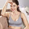 Women's Seamless Wireless Removable Pads Nursing Bra For Pregnant Maternity Breastfeeding