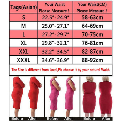 Miss Moly Women's High Waist Cincher Girdle Tummy Control Body Shaper Slimmer Sexy Thong Panty Shapewear waist trainer Corset