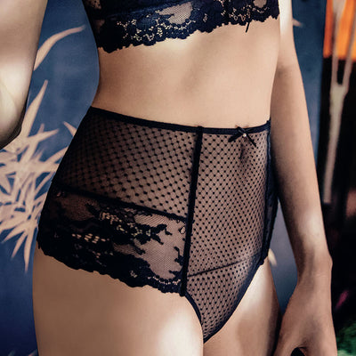 Amazing Sexy Panties Women high waist panty Sexy Briefs Ladies Plus Size Underwear transparent sheer lace underpants lingerie