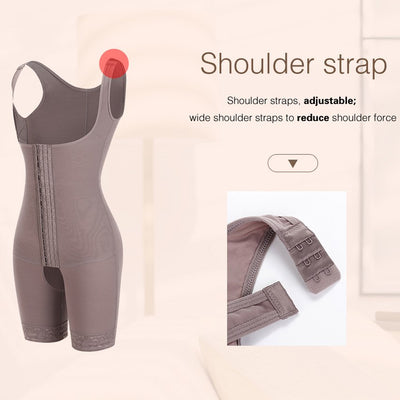 HEXIN Fajas Full Body Shaper Modeling Belt Waist Trainer Butt Lifter Thigh Reducer Panties Tummy Control Push Up Shapewear