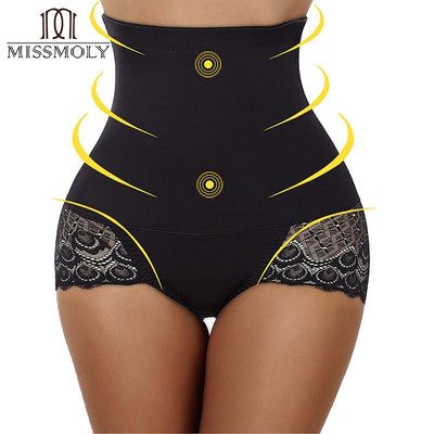 Miss Moly Maternity Underwear High Waist Postpartum Clothes Recovery Briefs For Pregnant women Plus size Slimming Panties