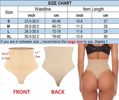 NINGMI Slimming Waist Trainer Butt Lifter Women Wedding Dress Seamless Pulling Underwear Body Shaper Tummy Control Panties Thong