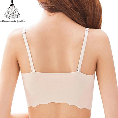 Sexy Bralette Seamless Bras For Woman Lingerie Brassiere Bra Underwear Women Ultra thin Padded Woman Bra Comfortable Breathable