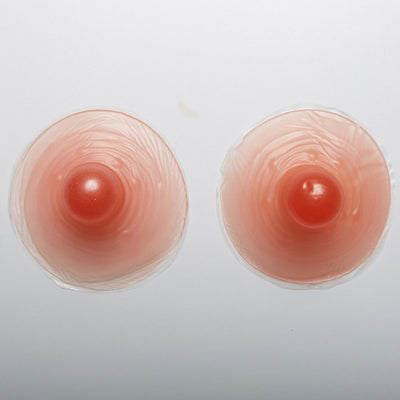 Fahion Nipple Stickers Silicone Nipples For  Female Adult False Nipple Breast Chest Paste Silicone Teat Sticker