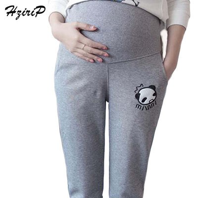 HziriP Casual Maternity Pants for Pregnant Women Maternity Clothes for Summer Overalls Pregnancy Pants Maternity Clothing Female