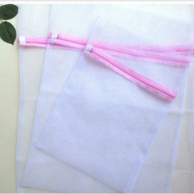 1Pcs 150X150mm Clothes Washing Machine laundry Lingerie Bags Bra Aid Hosiery Intimates Accessories Drop Shipper