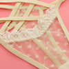 Women Underwear Sexy Lace Thong Panties Good Elastic Underwear Women Mini G-string Straps Sexy Lingerie Ladies Seamless Briefs