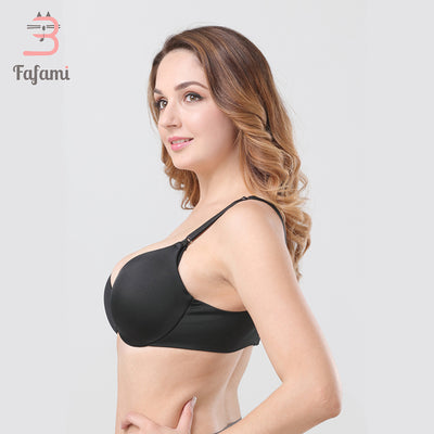 Maternity Nursing Bra 34C-44H Plus Size Full Coverage Back Smoothing Clip Down Pregnancy Breastfeeding Bra Maternity Clothes