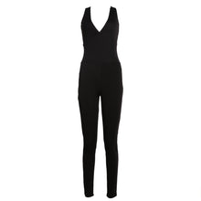 Load image into Gallery viewer, Jumpsuit Yoga Bodysuit