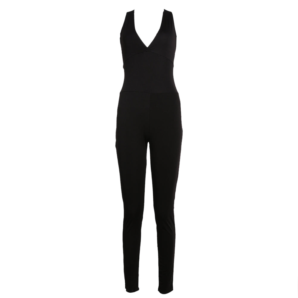 Jumpsuit Yoga Bodysuit